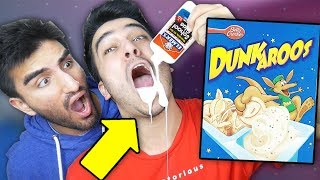 We Only Ate KIDS SNACKS For 24 HOURS And THIS HAPPENED... (IMPOSSIBLE FOOD CHALLENGE)