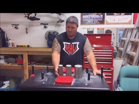 The Barracuda Bar - Hand Strength and Armwrestling