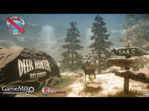 Deer Hunter Reloaded Gameplay no commentary