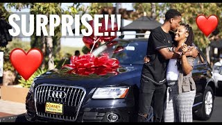 I BOUGHT MY MOM HER DREAM CAR AT 21 YEARS OLD!!!(INSPIRING)