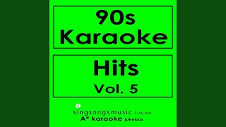 I Like the Way (The Kissing Game) (In the Style of Hi Five) (Karaoke Version)