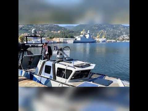 Seafuture 2021, lo splendore della Vespucci e la tecnologia delle altre barche ormeggiate