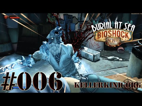 Bioshock Infinite - Burial at Sea EP.1 #006 - Zurück in Rapture ★ [HD|60FPS]