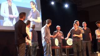 Себастьян Роше, JIBCON 5 Opening Ceremony(2014.5.24)