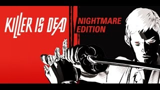 VideoImage1 Killer is Dead - Nightmare Edition