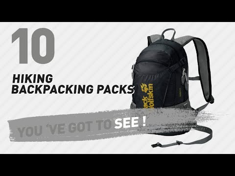 Jack Wolfskin Backpacking Packs, Top 10 Best Sellers // Hiking & Camping 2017