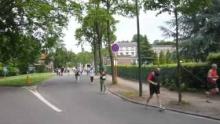 preview picture of video '18 mai 2008 - 10km d'Uccle'