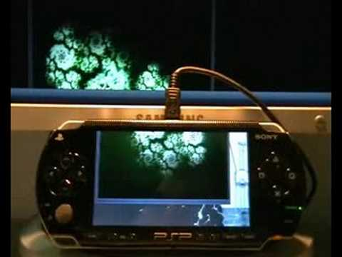 PSP Hack Turns Your Handheld Into a 2nd Computer Screen