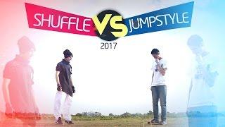 Shuffle vs Jumpstyle 2017