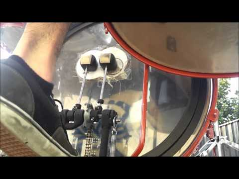 """HeadRush"" - 501 ft. Belle Humble DRUM COVER"