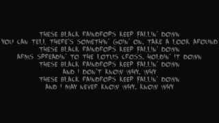Dark Lotus - Black Rain [lyrics on screen]