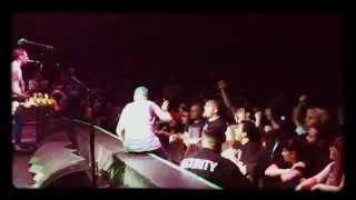 Angry Samoans live in Santa Ana 4-26-2014