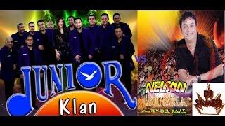 junior klan vs nelson kanzela mega mix para bailar