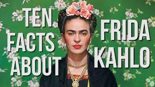 ABOUT FRIDA KAHLO | Eileen Aldis
