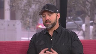 Chris Hawkey Writes Song 'Happy' To Address Depression