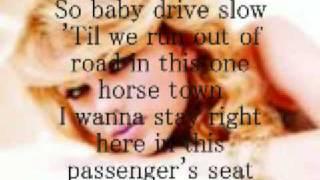 Fearless With Lyrics-Taylor Swift
