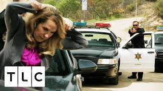 Entitled Lady Calls 911 On Cops Trying To Pull Her Over! | Outrageous 911