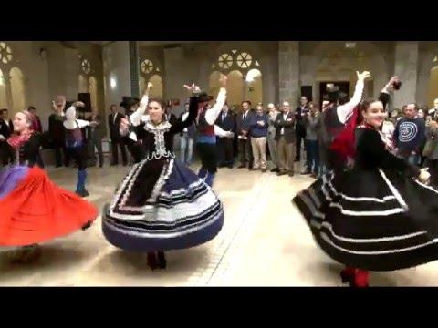 Reconocimiento a la Asociación de Danzas Villalbilla de Burgos de Síndrome de Down Burgos