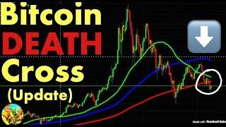 Bitcoin DEATH Cross (Update)