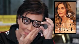 'KUWTK': Kris Jenner Cries Over Caitlyn's Memoir: 'I Choose to Be the Bigger Person'