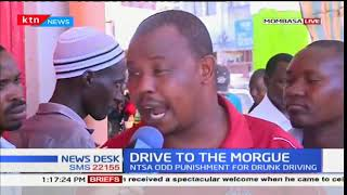 Mombasa residents react to NTSA's new disciplinary proposal on drunk driving