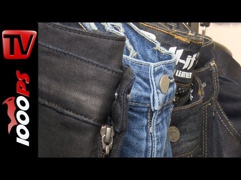 Bull IT Motorrad Jeans - Neue Modelle 2017