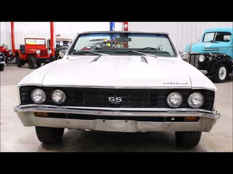 1967 Chevrolet Chevelle for Sale - CC-1033265
