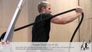 Marpo VMX Rope Trainer - Strength Training Program