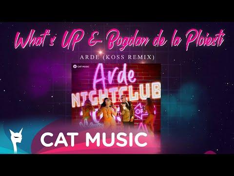 What S Up & Bogdan De La Ploiesti – Arde [Koss Remix] Video