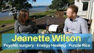 Jeanette Wilson, Nouvelle Zélande,
