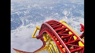 8 Roller Coasters With Terrifying Drops