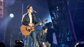 Boyce Avenue - Back For Good/Wonderwall - Live at the MTV EMAs Belfast 2011 (Take That/Oasis cover)