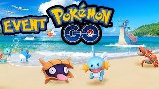 Wasserfestival 2018: Kyogre kehrt als Shiny zurück | Pokémon GO Deutsch #641