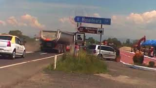 Аварии грузовиков и Фур Подборка 2017 55ce167d 2691 4e24 b1b7 acd0baacc34d