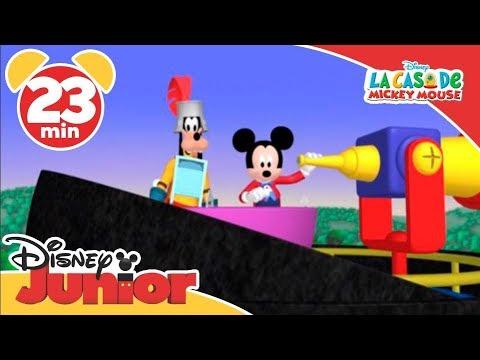 La Casa de Mickey Mouse   Episodio completo -  Halloween   Disney Junior Oficial