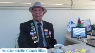 Əməkdar müəllim Gülmalı Əliyev