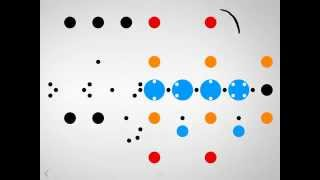 BLEK level 53 (iPhone, iPad & Android Walkthrough) HD