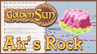 """New Arrangement: """"Air's Rock"""" from Golden Sun: The Lost Age (2002)"""