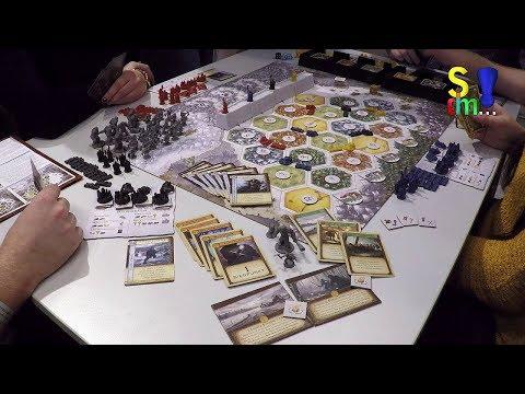 CATAN A GAME OF THRONES - Kurzerklärung - SPIEL 2017 -  (Spiel doch mal...!)