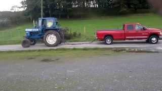 Приколы Видео Трактора | Джип против Трактора