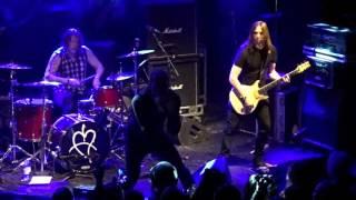 Charon live, Little Angel, Halloween 2015, Tavastia, 2015 10 31