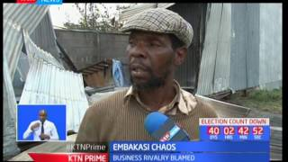Rivalry between two butchers in Embakasi turns out to be turns out to be a tribal conflict