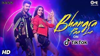 Bhangra Paa Le On TIK TOK | Sunny Kaushal, Rukshar Dhillon | Shubham- Jam8, Mandy