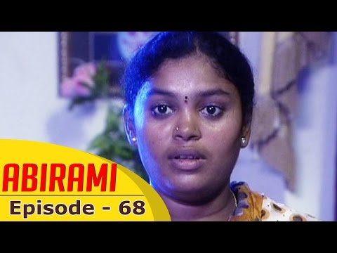 Abirami-feat-Gautami-Epi-68-Tamil-TV-Serial-07-10-2015