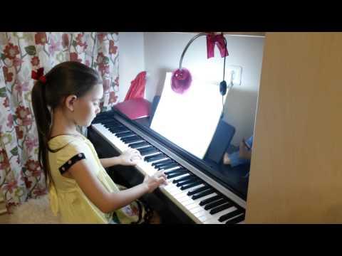Юмореска Л.Моцарт видео