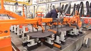 Первый канал Работа на Тихвинском вагоностроительном заводе