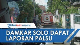 Kronologi Prank Kebakaran di Solo, Petugas Damkar Dapat Laporan Palsu hingga Kebingungan Cari Lokasi