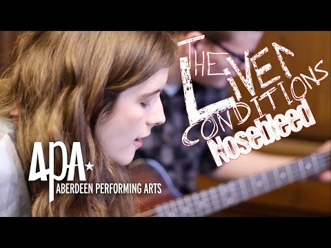 Video The Liver Conditions: Nosebleed | Lemon Tree Lounge Sessions