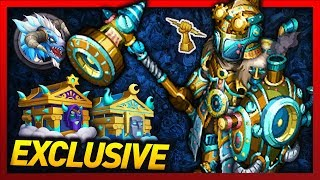 Knights and Dragons - SHADOWFORGED SEASON 15, OLYMPUS CHESTS!! October 2017 KND Leaks/Datamine!