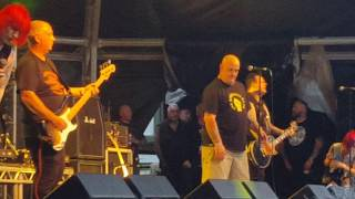 "Angelic Upstarts ""Solidarity"" Rebellion, Winter Gardens, Blackpool, UK 8/6/16"